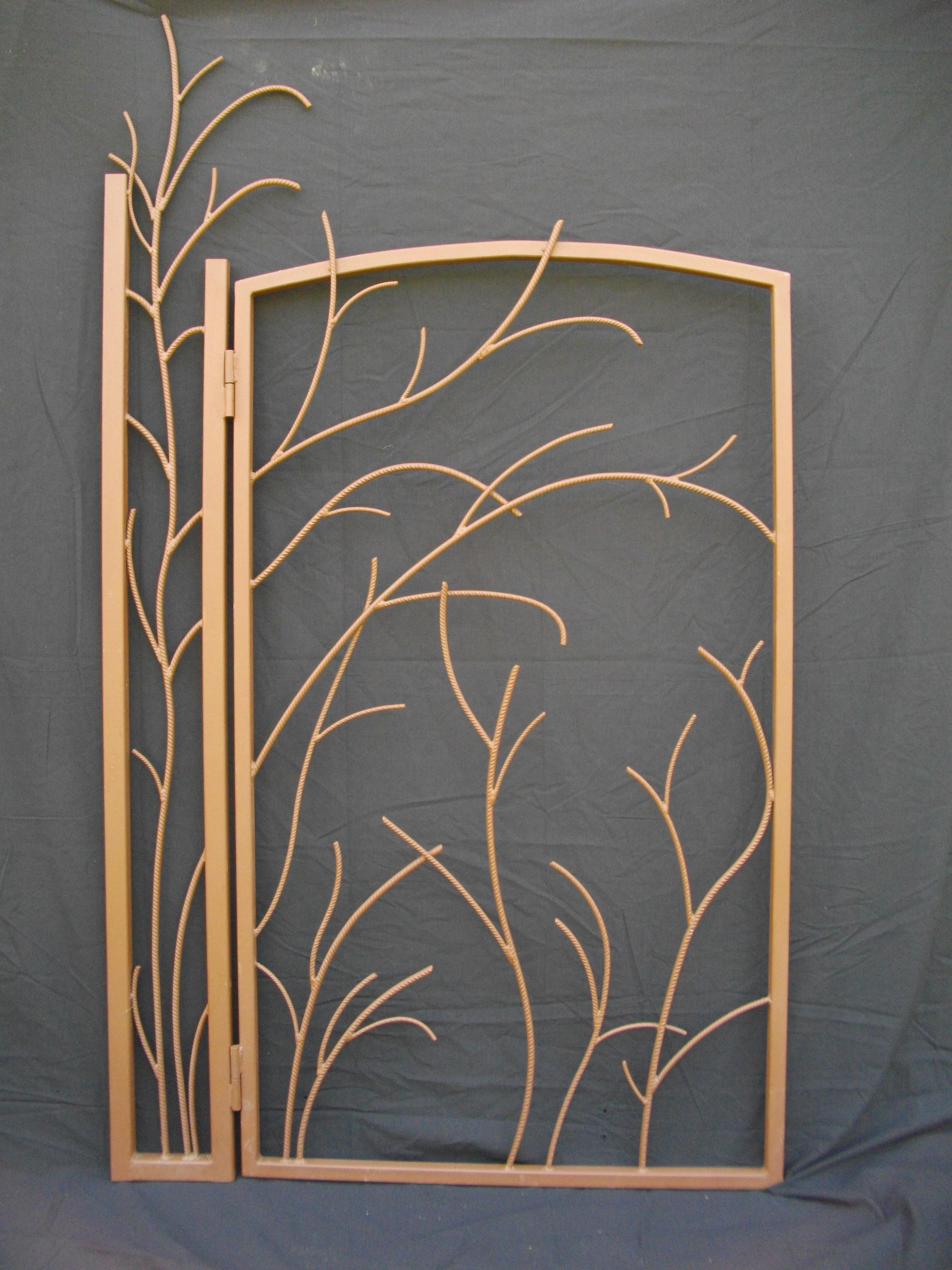portillon metal portails acier ou m tal nantes sarl fran ois nantes portillon contemporain fp. Black Bedroom Furniture Sets. Home Design Ideas