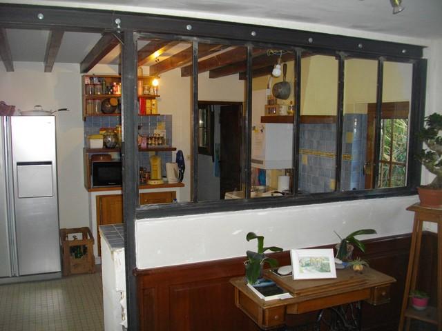 realisation verriere metallique le val gant cr ation. Black Bedroom Furniture Sets. Home Design Ideas